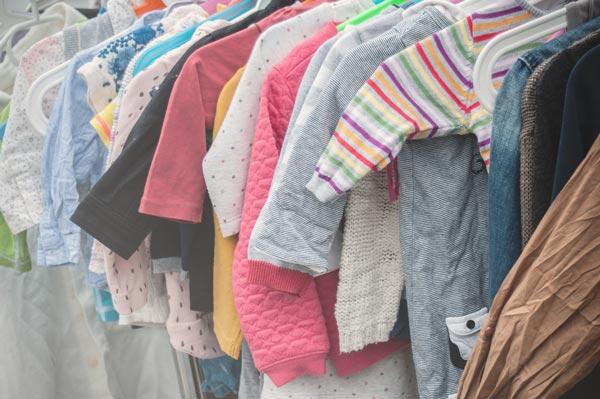 Comptoir vestimentaire | Entre mamans et papas